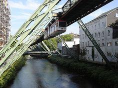 Linha Ferroviária Suspensa de Wuppertal