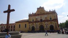 CATEDRAL DE SAN CRISTOBAL DE LAS CASAS CHIAPAS