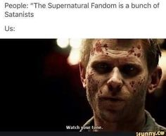 Funny Supernatural Posts That Remind You It's The Best Show Ever (Episode Supernatural Fandom, Supernatural Imagines, Spn Memes, Super Natural, Destiel, Superwholock, Best Shows Ever, Winchester, I Movie