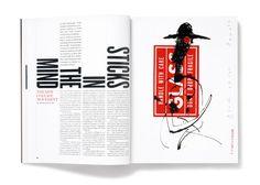 Elephant Magazine, Issue 1 - Matt Willey