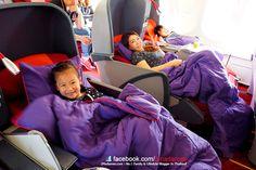 รีวิวชั้นธุรกิจ Hong Kong Airlines Business Class : นอนยาวๆ ทางเลือกไปฮ่องกงเก๋ๆ ในราคาที่เอื้อมถึง