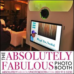 A custom screen on the #absolutelyfabulousphotobooth's #towerbooth at Sasha's bat mitzvah at the #fountainhead in #newrochelle NY.  Call (203) 912-5230 for #PhotoBooth availability for your #CorporateEvent #Birthday #Sweet16 #Wedding #BarMitzvah #BatMitzvah #Fundraiser and all occasions in #NY #NJ #CT. #eventplanner #weddingplanner #entrepreneur #business #partyplanner #eventphotography #holidayparties #christmasparties