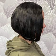 Are you a fan of bob haircuts? A lot of women love them since they are so low-maintenance while being so gorgeous, effortless, and easy to style. If y... Asymmetrical Bob Haircuts, Bob Cuts, Bob Haircuts For Women, Short Hair Styles, Hair Cuts, Fan, Bob Styles, Haircuts, Wedge Bob Haircuts