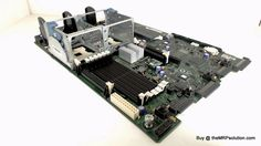 HP 359251-001 MOTHER BOARD W/PROCESSOR CAGE, X32 Refurbished