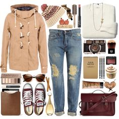 """Fall <3"" by poppyy-92 on Polyvore"