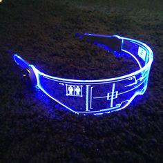 The original Illuminated Cyberpunk Cyber goth visor Iron Man J. Futuristic Technology, Technology Gadgets, Technology Apple, Technology Design, Computer Technology, Educational Technology, Technology Quotes, Assistive Technology, Technology Logo