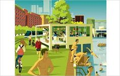 ILLUSTRATION: (found on experientia.com, but appeared in Monocle) 20 most liveable cities in the world
