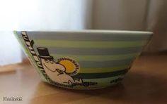 Muumi Siesta- Kulho Moomin, Mugs, Tableware, Kitchen, Cuisine, Dinnerware, Cups, Tumbler, Dishes