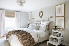My Guest Room Refresh with Crane & Canopy Bedding (and More!) | elements of style | Bloglovin'