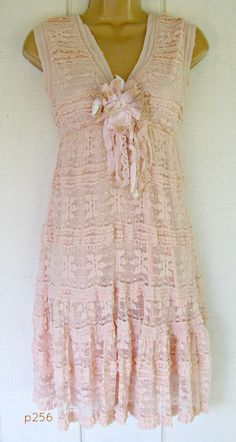 Frilly Romance dress