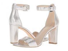 Nine West Nora (Silver Metallic) Women's Shoes