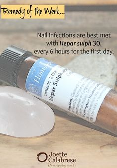 For my other suggestions regarding nail infections, visit my blog. ~joettecalabrese.com