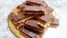 Twix házilag - Gyors süti Pie, Candy, Chocolate, Recipes, Food, Caramel, Torte, Cake, Fruit Flan