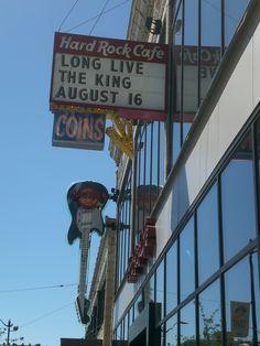 Hard Rock -- Seattle, Washington!