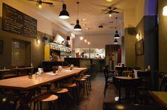Burger Bar, Tempura, Tapas, Modern, Conference Room, Furniture, Vienna, Home Decor, Places