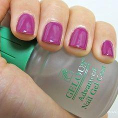 Diy gel manicure 1 2 coats of gelous advanced nail gel coat wait o que aconteceu quando eu fiz tudo o que uma pgina popular do pinterest mandava solutioingenieria Images