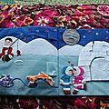 Quiet book page 3 - La banquise - North pole - Meli Melo Deco