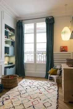 Unique and exclusive rugs for kids room? Design great projects with this luxurious rugs. See more at circu. Built In Furniture, Kids Room Design, Boy Room, Home Interior Design, Kids Bedroom, House Design, House Styles, Home Decor, Luxurious Rugs