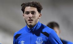 Everton'sFraser Hornby could be the solution for Toffees