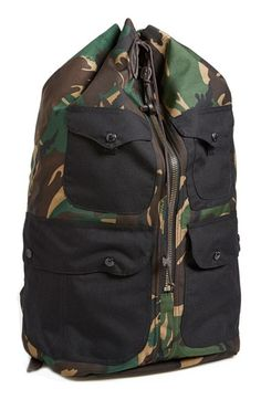 f39f722a828 Filson Camo Backpack available at  Nordstrom Camo Bag, Camo Backpack,  Leather Backpack For