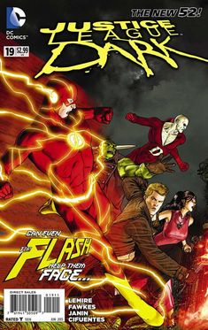 Justice League Dark #19 - Horror City, Part 1: House of Misery (Issue)