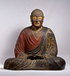 Jianzhen (or Ganjin) (鑒真 or 鑑真; 688–763) was a Chinese monk who helped to propagate Buddhism in Japan. In the eleven years from 743 to 754, Jianzhen attempted to visit Japan some six times.
