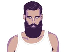 """Check out this @Behance project: """"Barbas Vol. I"""" https://www.behance.net/gallery/25411763/Barbas-Vol-I"""