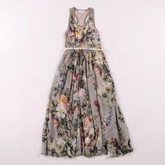 Karen Walker Vava's Dress - Floral
