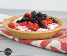 Lacto fermented berries
