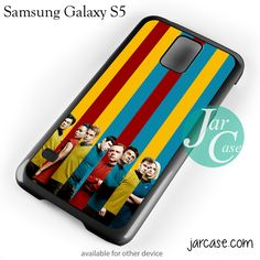 Star Trek Character Phone case for samsung galaxy S3/S4/S5