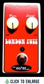 MJM London Fuzz Pedal