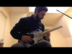 ARDUINO SYNTH GUITAR REALLY ROCKS