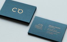 Full branding for an optician in the south of France. Business Cards Layout, Elegant Business Cards, Branding Design, Logo Design, Identity Branding, Corporate Design, Brochure Design, Visual Identity, Design Design