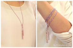 PrettyGossip Jewelry DIY