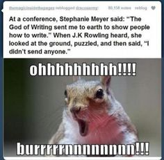 JK Rowling Pwns Stephanie Meyer
