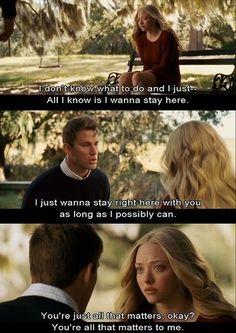 Dear John is such a sweet movie <3