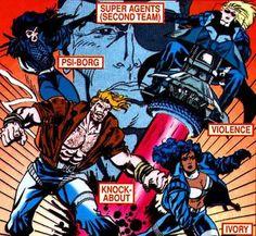 S.H.I.E.L.D. Super-Agents