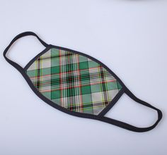 non medical face covering with Craig printed tartan - only from ScotClans