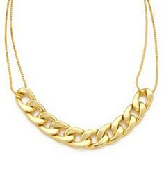 Gold Chain Necklace 5.60