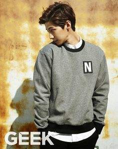 Song Jae Rim For GEEK's April 2015 Issue (UPDATED)   Couch Kimchi