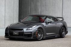 Nissan GT-R Tommy Kaira (Silver Wolf Edition)