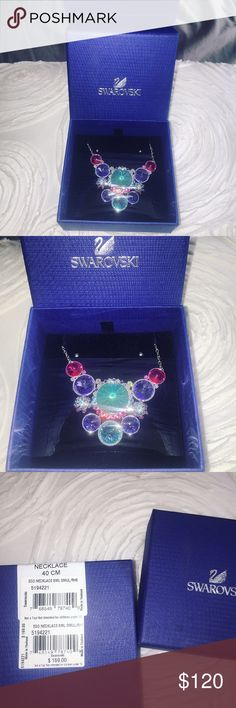 Swarovski Necklace Brand New Never Opened Swarovski Jewelry Necklaces