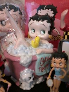 20 Piece Betty Boop Collection