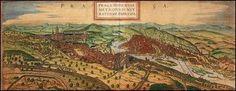 Historie bydlení, Čechy 14. století: královská města i městečka