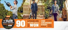 #Canadians, #enter for a chance to #win a STIHL Lithium-Ion Battery Tool. #Sweepstakes #Giveaway #Contest #Prizes
