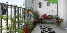 Balcony rustic balco