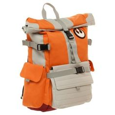Star Wars Rebel Kids' Backpack - Orange