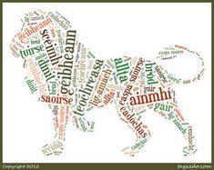 . Irish Language, School Ideas, Posters, Education, Learning, Quotes, Quotations, Postres, Irish