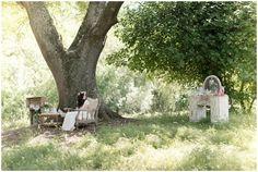 woodland wedding inspiration © Jérémy Guillaume