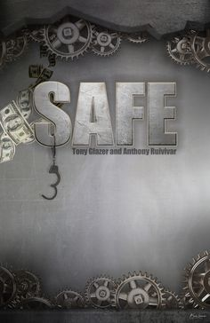 Mock poster for the stage play 'Safe'